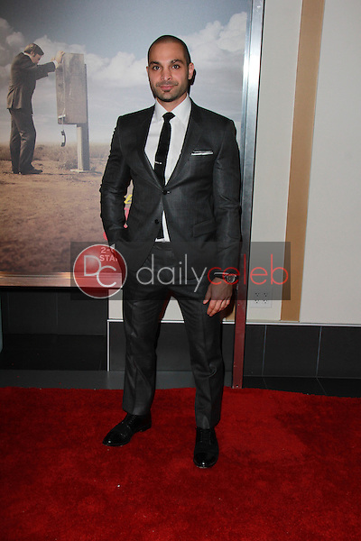 Michael Mando<br />