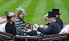 PRINCE ANDREW AND DAUGHTERS PRINCESSES BEATRICE AND EUGENIE<br /> on the opening day of Royal Ascot 2013, Ascot Racecourse, Ascot_18/06/2013<br /> Mandatory Credit Photo: &copy;Dias/NEWSPIX INTERNATIONAL<br /> <br /> **ALL FEES PAYABLE TO: &quot;NEWSPIX INTERNATIONAL&quot;**<br /> <br /> IMMEDIATE CONFIRMATION OF USAGE REQUIRED:<br /> Newspix International, 31 Chinnery Hill, Bishop's Stortford, ENGLAND CM23 3PS<br /> Tel:+441279 324672  ; Fax: +441279656877<br /> Mobile:  07775681153<br /> e-mail: info@newspixinternational.co.uk