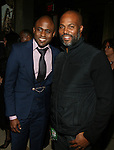 Wayne Brady and Guest Attend BET Honors 2014 After Party Held at the Howard Theater, Washington DC