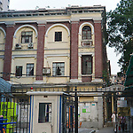 Customs Club (1908), Honam Island, Guangzhou (Canton).