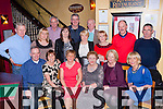Tess Carroll Marian Terrace Killarney who celebrated her birthday with her family in Lord Kenmare's restaurant on Saturday night front row l-r: Tadhg Carroll, Betty kissane, Kathleen Brosnan, Tess Carroll, Sheila Hurley, Breda O'Connor. Back row: Denis Carroll, Margaret Cronin, Tommy Carroll, Frances Carroll, John Carroll, Patricia Lewis, Scott Lewis, Mary Casey, Der Brosnan, Martin Kissane