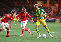 Grady Diangana of West Bromwich Albion during Charlton Athletic vs West Bromwich Albion, Sky Bet EFL Championship Football at The Valley on 11th January 2020