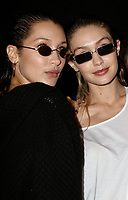 www.acepixs.com<br /> <br /> September 10 2017, New York City<br /> <br />  Models Gigi Hadid and Bella Hadid at the Prabal Gurung fashion show during New York Fashion Week: The Shows at Gallery 2, Skylight Clarkson Sq on September 10, 2017 in New York City.<br /> <br /> By Line: Nancy Rivera/ACE Pictures<br /> <br /> <br /> ACE Pictures Inc<br /> Tel: 6467670430<br /> Email: info@acepixs.com<br /> www.acepixs.com