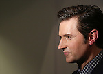 "Richard Armitage attends the Off-Broadway Opening Night performance cast press reception for  ""Love, Love, Love""  at the Laura Pels Theatre on October 16, 2016 in New York City."