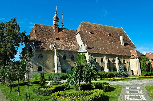 Sighisoara Saxon fortified medieval citadel, Transylvania, Romania