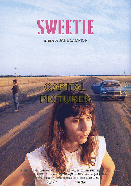 Sweetie (1989)  <br /> POSTER ART<br /> *Filmstill - Editorial Use Only*<br /> CAP/KFS<br /> Image supplied by Capital Pictures