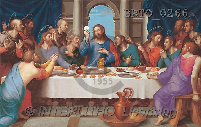 Alfredo, EASTER RELIGIOUS, paintings(BRTO0266,#ER#)