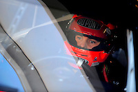 Feb 07, 2009; Daytona Beach, FL, USA; NASCAR Sprint Cup Series driver Jeff Gordon during practice for the Daytona 500 at Daytona International Speedway. Mandatory Credit: Mark J. Rebilas-