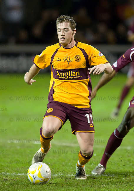 Ross McCormack, Motherwell