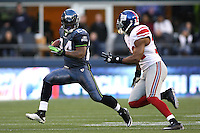 Seattle Vs NY Giants 11-07-2010