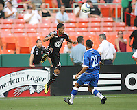 DC United vs El Salvador National Team June 19 2010