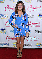 BEVERLY HILLS, CA, USA - AUGUST 09: Clare Galterio at the DigiTour and Candie's Official Teen Choice Awards 2014 Pre-Party held at The Gibson Showroom on August 9, 2014 in Beverly Hills, California, United States. (Photo by Xavier Collin/Celebrity Monitor)