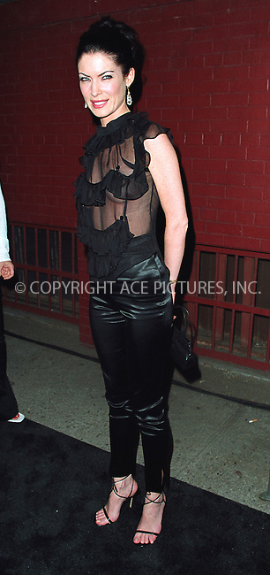 "Lara Flynn Boyle attends Entertainment Weekly's ""It List Party"" at Milk Studios in New York, June 24, 2002.  Please byline: Alecsey Boldeskul/NY Photo Press.   ..*PAY-PER-USE*      ....NY Photo Press:  ..phone (646) 267-6913;   ..e-mail: info@nyphotopress.com"