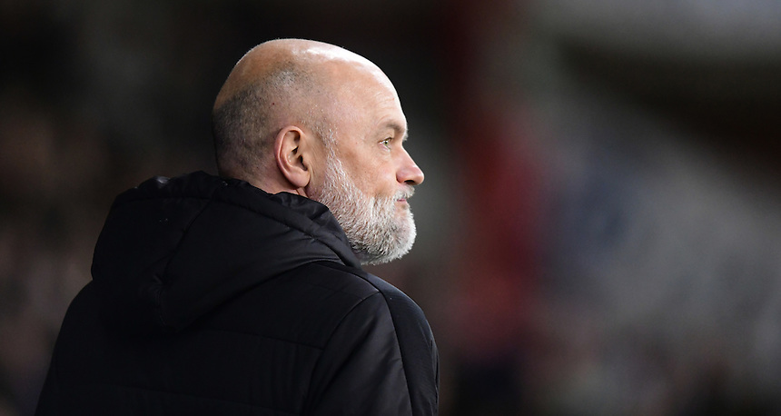 Fleetwood Town manager Uwe Rosler <br /> <br /> Photographer Chris Vaughan/CameraSport<br /> <br /> The EFL Sky Bet League One - Sheffield United v Fleetwood Town - Tuesday 24th January 2017 - Bramall Lane - Sheffield<br /> <br /> World Copyright &copy; 2017 CameraSport. All rights reserved. 43 Linden Ave. Countesthorpe. Leicester. England. LE8 5PG - Tel: +44 (0) 116 277 4147 - admin@camerasport.com - www.camerasport.com