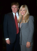 Donald Trump Gena Lee Nolin 1998<br /> Photo By John Barrett/PHOTOlink