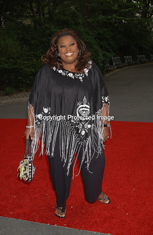 Star Jones                                    ..at Gracie Mansion for the party for the Daytime Emmy's on ..May 15,2003 ...Photo by Robin Platzer, Twin Images
