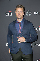 """LOS ANGELES - MAR 24:  Justin Hartley at the PaleyFest - """"This is Us"""" Event at the Dolby Theater on March 24, 2019 in Los Angeles, CA"""