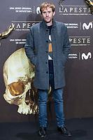 Daniel Perez Prada attends to the premiere of 'La Peste' at Callao Cinemas in Madrid, Spain. January 11, 2018. (ALTERPHOTOS/Borja B.Hojas) /NortePhoto.com NORTEPHOTOMEXICO