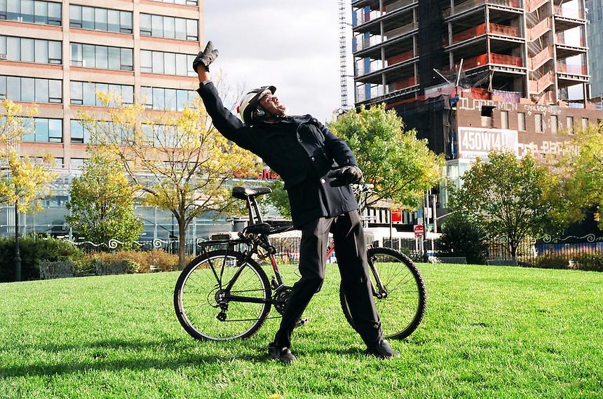 Gus Solomons Jr. | NY, NY | 2009