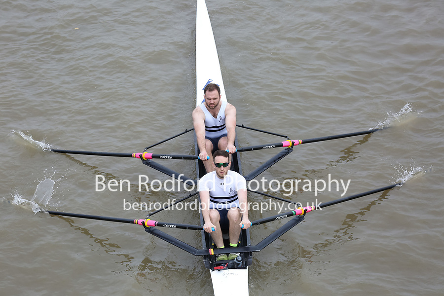 Crew: 110   WAR-WATSON    Warwick Boat Club    Op 2x Club <br /> <br /> Pairs Head 2017<br /> <br /> To purchase this photo, or to see pricing information for Prints and Downloads, click the blue 'Add to Cart' button at the top-right of the page.