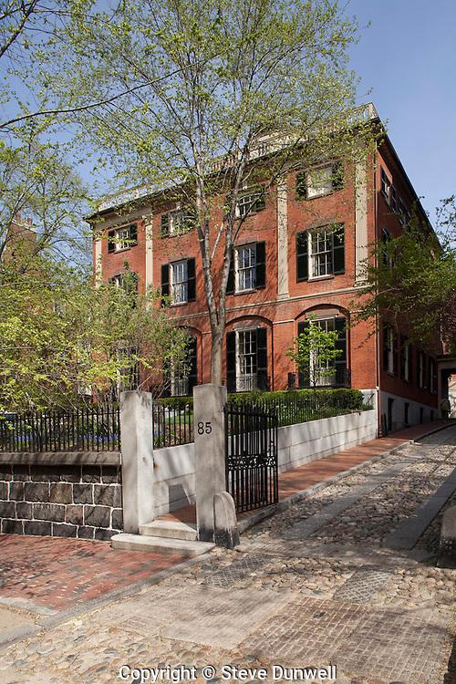 85 Mount Vernon St., Beacon Hill, Boston, MA Harrison Grey Otis house, Bulfinch = architect