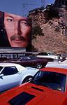 Gordon Lightfoot billboard on the Sunset Strip circa 1977