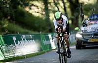 Louis Meintjes (ZAF/Dimension Data)<br /> <br /> stage 10 (ITT): Jurançon to Pau (36.2km > in FRANCE)<br /> La Vuelta 2019<br /> <br /> ©kramon