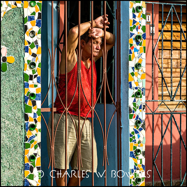 Faces Of Cuba - day dreaming about?