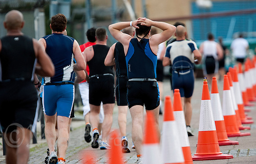 02 AUG 2009 - LONDON, GBR - London Triathlon .(PHOTO (C) NIGEL FARROW)