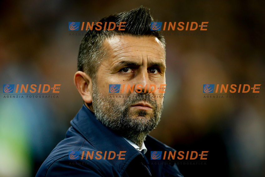 Dinamo Zagreb Manager Nenad Bjelica during the UEFA Champions League Group C match between Manchester City and Dinamo Zagreb at the Etihad Stadium on October 1st 2019 in Manchester, England. (Photo by Daniel Chesterton/phcimages.com)<br /> Foto PHC/Insidefoto <br /> ITALY ONLY