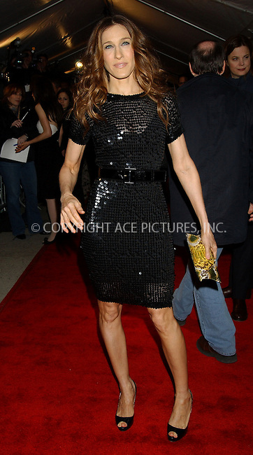 "WWW.ACEPIXS.COM . . . . . ....NEW YORK, MARCH 8, 2006....Sarah Jessica Parker at the ""Failure to Launch"" New York Premiere.....Please byline: KRISTIN CALLAHAN - ACEPIXS.COM.. . . . . . ..Ace Pictures, Inc:  ..Philip Vaughan (212) 243-8787 or (646) 679 0430..e-mail: info@acepixs.com..web: http://www.acepixs.com"