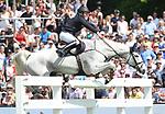 02.06.2019,  GER;  Deutsches Spring- und Dressur-Derby, 90. Deutsches Spring-Derby, im Bild Jan Peters (GER) auf Kokolores Foto © nordphoto / Witke