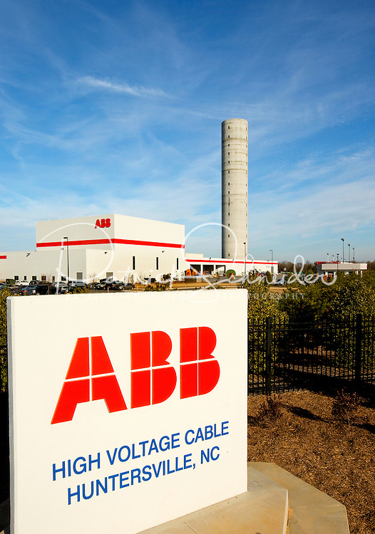 ABB Plant - Huntersville, NC | Patrick Schneider ...