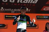 17th May 2017, Emilia-Romagna, Italy; Firenze to Bagno Di Romagna; Giro D italia stage 11; Dimension Data; Fraile Matarranz Omar in Bagno Di Romagna;