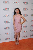 BEL AIR, CA - OCTOBER 20: Kayla Maisonet attends ASPCA's Los Angeles Benefit on October 20, 2016 in Bel Air, California.  (Credit: Parisa Afsahi/MediaPunch).