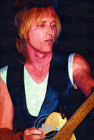 TOM PETTY & THE HEARTBREAKERS Tom Petty
