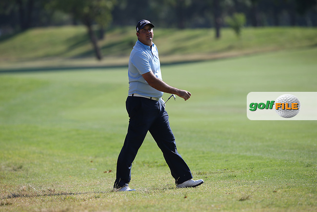 Mark Williams (ZIM) during Round Three of the Tshwane Open 2015 at the Pretoria Country Club, Waterkloof, Pretoria, South Africa. Picture:  David Lloyd / www.golffile.ie. 14/03/2015