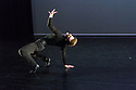 """London, UK. 14.02.2019. Elmhurst Ballet Company present their inaugural performance, """"Origins"""", in the Lilian Baylis Studio at Sadler's Wells Theatre. The piece shown is: Hamlet from the Shakespeare Suite, choreographed by David Bintley CBE. The dancer is: Ryan Felix. Photograph © Jane Hobson."""