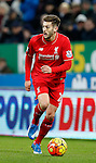 Adam Lallana of Liverpool - English Premier League - Newcastle Utd vs Liverpool - St James' Park Stadium - Newcastle Upon Tyne - England - 6th December 2015 - Picture Simon Bellis/Sportimage