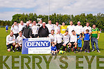 Ballyhar Dynamos win 3-0  in the Denny Div 1 'A' Final Ballyhar Dyn Vs Inter Kenmare at Mounthawk Park on Sunday