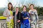The 4th annual Connect Ladies Lunch & Fashion Afternoon, In support of Recovery Haven Cancer Support House at Ballyroe Heights Hotel on Sunday. Pictured Conny Riepshoff, Ena Sullivan, Antoinette Butler, Eileen Kennedy