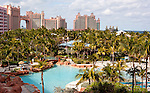 A view of the Atlantis Resort