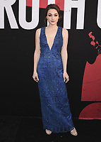 "HOLLYWOOD, CA - APRIL 12:  Violett Beane at the premiere of Universal Pictures' ""Blumhouse's Truth or Dare"" at ArcLight Hollywood on April 12, 2018 in Hollywood, California. (Photo by Scott KirklandPictureGroup)"