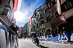 Tejay VAn Garderen (USA) during the Men's Elite Individual Time Trial of the 2018 UCI Road World Championships running 52.5km from Wattens to Innsbruck, Innsbruck-Tirol, Austria 2018. 26th September 2018.<br /> Picture: Innsbruck-Tirol 2018/Jan Hetfleisch | Cyclefile<br /> <br /> <br /> All photos usage must carry mandatory copyright credit (© Cyclefile | Innsbruck-Tirol 2018/Jan Hetfleisch)