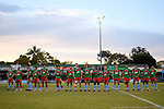 BRISBANE, AUSTRALIA - AUGUST 25:  during the Intrust Super Cup Round 24 match between Wynnum Manly Seagulls and Townsville Blackhawks on August 25, 2018 in Brisbane, Australia. (Photo by Wynnum Manly Seagulls / Patrick Kearney)