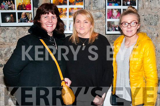 "What Time is it in Bangkok: Attending John Fraher's play ""What Time is it in Bangkok"" at St. John's Arts Theatre, Listowel on Thursday night last were Joan Hill & Carmel & Rachel Patton, Abbeydorney."