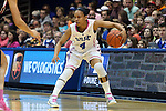 17 February 2013: Duke's Chloe Wells. The Duke University Blue Devils played the Wake Forest University Demon Deacons at Cameron Indoor Stadium in Durham, North Carolina in a 2012-2013 NCAA Division I and Atlantic Coast Conference women's college basketball game. Duke won 81-70.