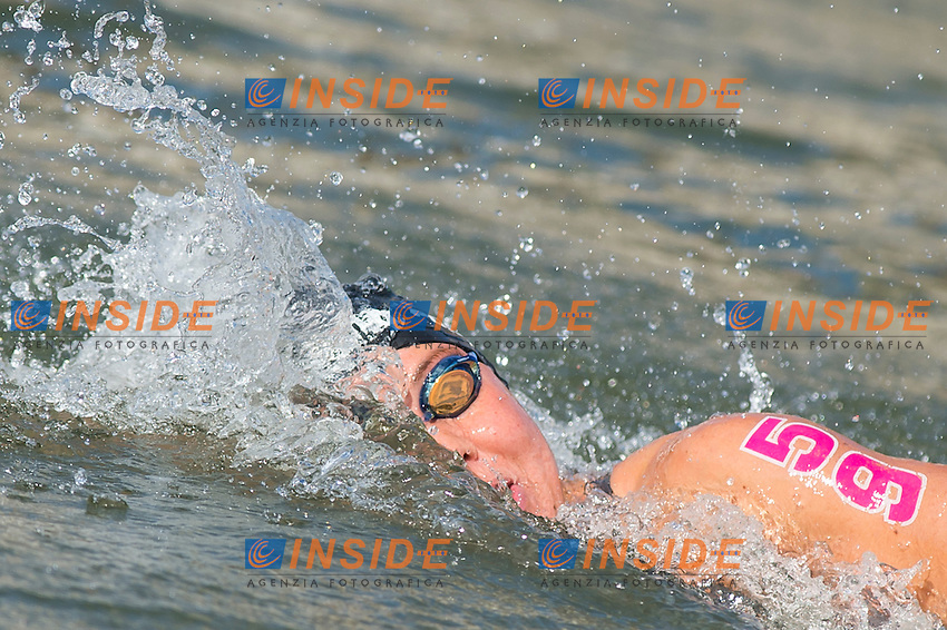 PONSELE' Aurora ITA<br /> Hoorn, Netherlands <br /> LEN 2016 European Open Water Swimming Championships <br /> Open Water Swimming<br /> Women's 5km<br /> Day 02 12-07-2016<br /> Photo Giorgio Perottino/Deepbluemedia/Insidefoto