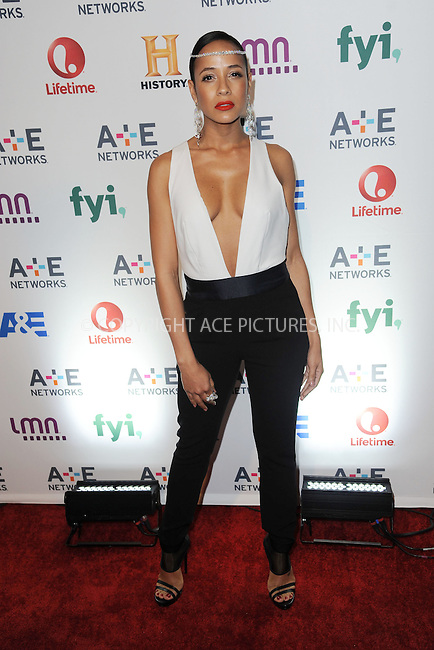 WWW.ACEPIXS.COM<br /> May 8, 2014 New York City<br /> <br /> Dania Ramirez attending the A+E Networks 2014 Upfronts at the Park Avenue Armory on May 8, 2014 in New York City.<br /> <br /> Please byline: Kristin Callahan<br /> <br /> ACEPIXS.COM<br /> <br /> Tel: (212) 243 8787 or (646) 769 0430<br /> e-mail: info@acepixs.com<br /> web: http://www.acepixs.com