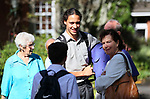 Kings College Grandparents Day, Kings College, Tuesday 10 March 2020. Photo: Simon Watts/www.bwmedia.co.nz
